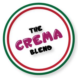 CREMA nespresso pods