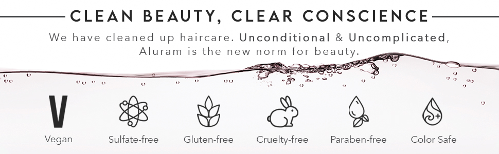 Sulfate free natural daily shampoo
