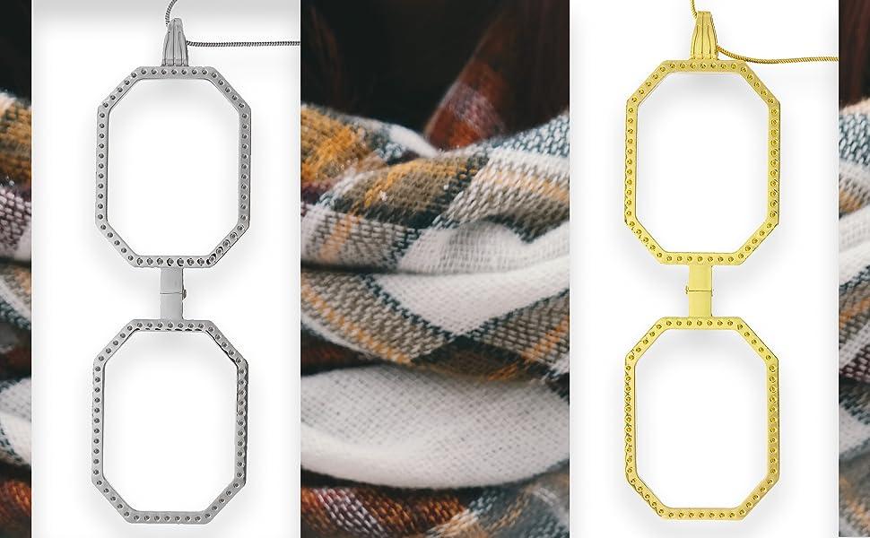 neckglasses, jewelry, reading glasses