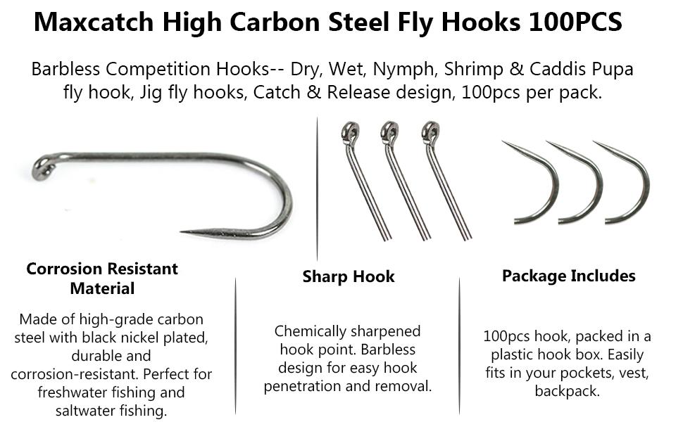 fly hooks