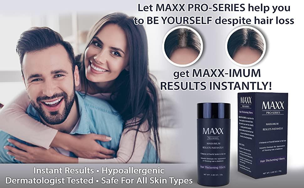 Maxx Hair Fibers