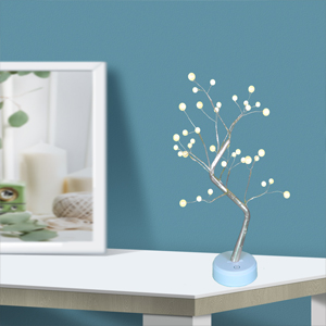warm white bonsai tree light