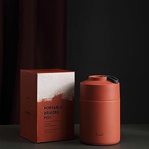 insulation jar
