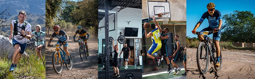 "Men's 2-in-1 Workout Running Shorts 7"" Lightweight Gym Yoga Training Sport Short Pants"