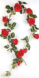 Artificial Rose Vine