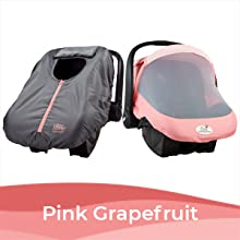 Cozy Cover Combo Pack - Pink Grapefruit