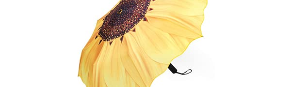 sunflower umbrella