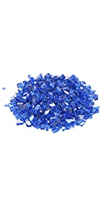 Cobalt Blue Reflective