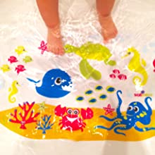 baby bath mat non slip antislip toddler kids safety bathtub shower mat