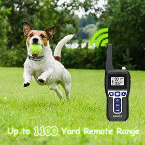 long remote range