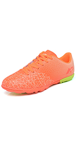 Men Athletic Outdoor/Indoor Soccer Shoes Boys Football Cleats Sneaker Shoes