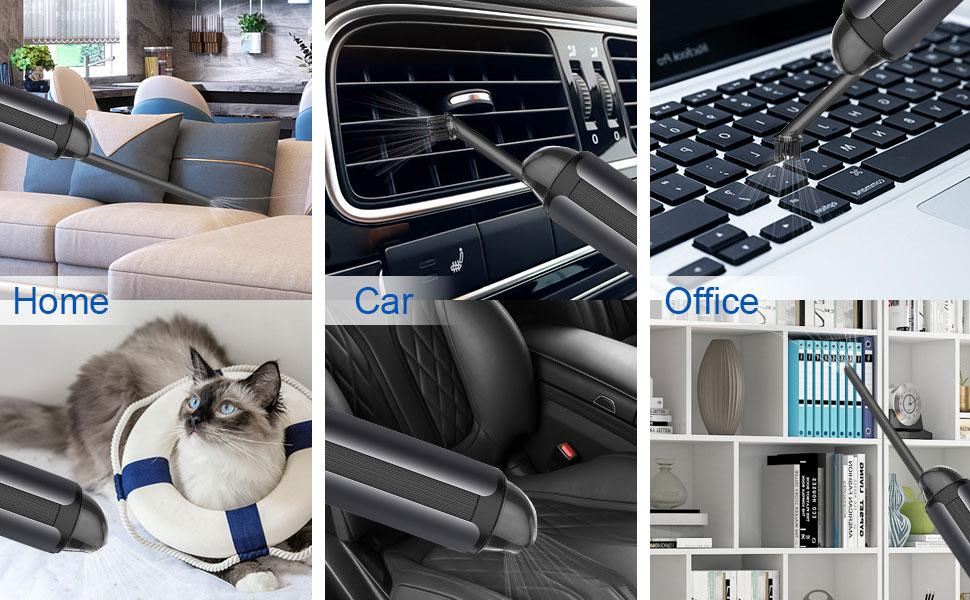 Wide range of uses