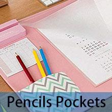 pencil pocket