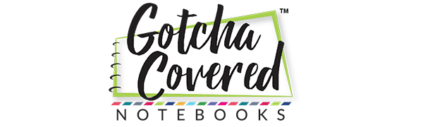 Gotcha Covered Notebooks - Notebooks with Personality