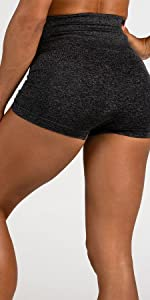 Seamless Yoga Shorts