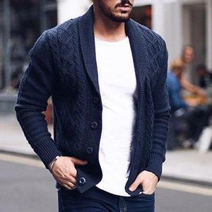 Shawl Collar Knitwear