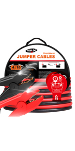 jumper cables booster heavy duty
