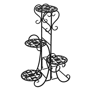 flower pots rack