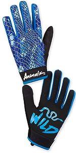 rocride blue viper gloves