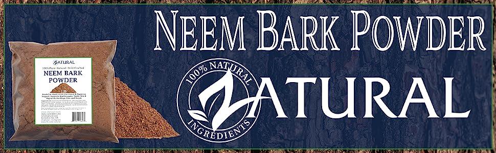 Neem Bark Tooth Powder