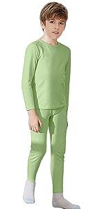 Boy's Thermal Underwear Set