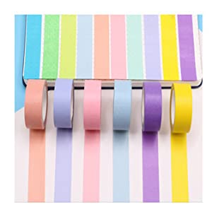 watercolor washi tape