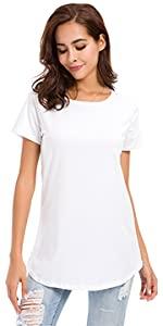 Womens Cotton T-Shirts
