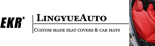 Custom Seat Covers, Car Mats and More