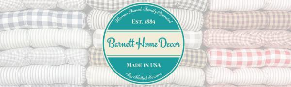Barnett Home Decor Logo