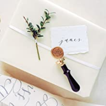 wax seal stamp wedding favors