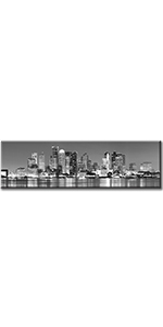 chicago sky nyc cityscape photography sandiego sign city posters harbor decor artwork map paintings