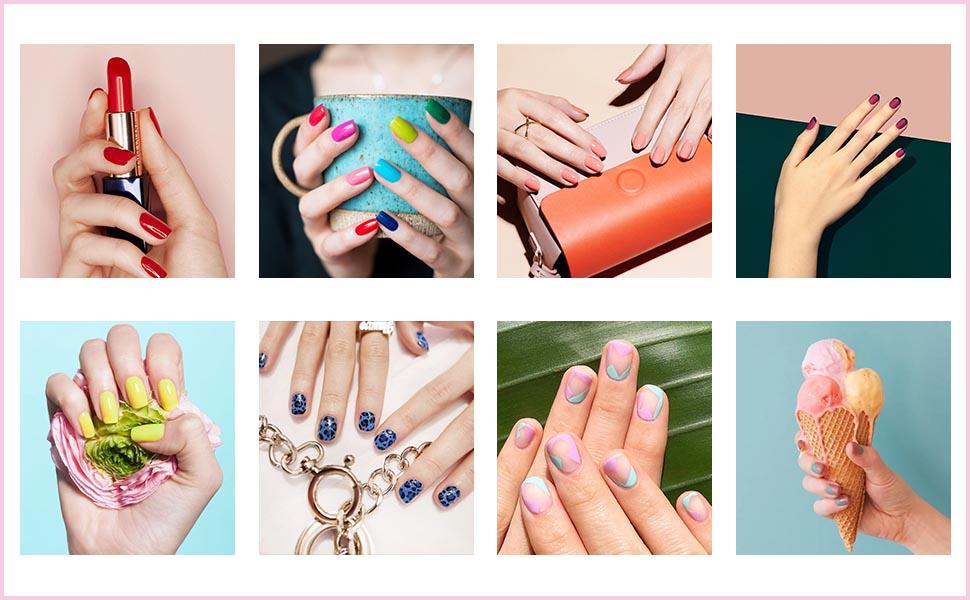 gel nail polish kit gel nail polish base and top coat nailpolish gel nail polish uv gel nail polish
