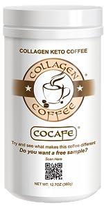 Collagen Keto Coffee
