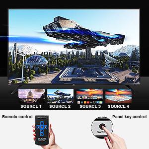 Remote/Manual Control