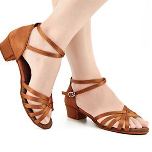 Girls Ballroom Shoes