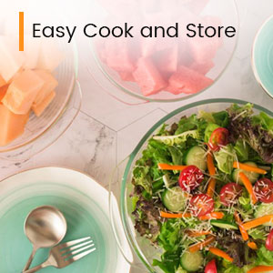 Easy cook and store