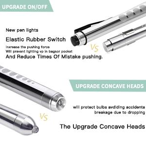 upgrade pen light
