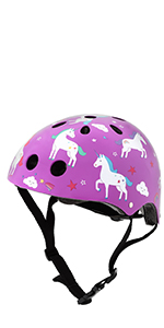 Hornit mini lids unicorn children girls kids helmet