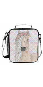 horse lunch box