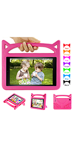 kindle fire tablet 10 hd case cover kids