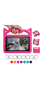 tablet case for fire 7 2019