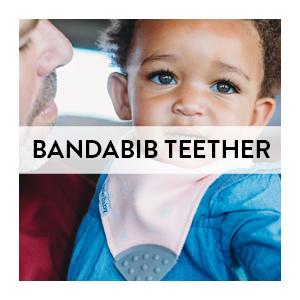 BandaBib Teether