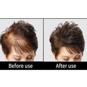 maxx hair fibers effects
