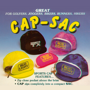 Fannypack hat, 90s, 90, 80s, 80, Cap, Retro, vintage, Hat with pocket