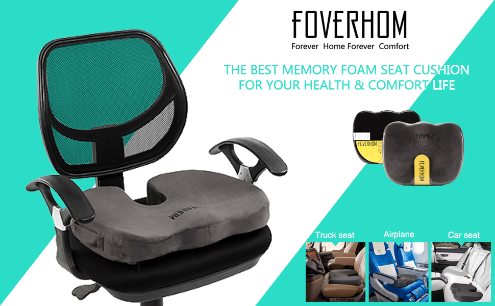 gel seat cushion for home office chair