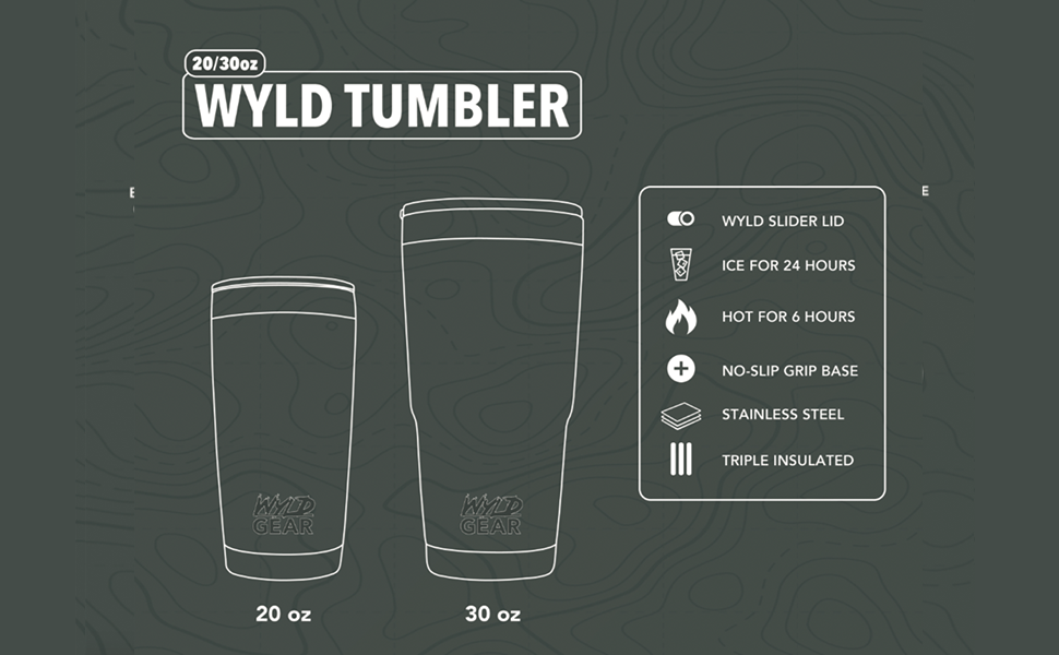 30oz Stainless Steel Tumblers