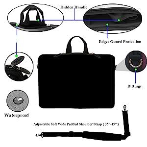 hidden handle bag