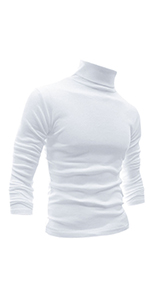 Turtleneck T-Shirt