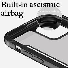 Built-in aseismic airbag