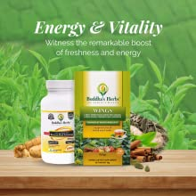 Buddha's Herbs Premium Products to support your Natural Glow